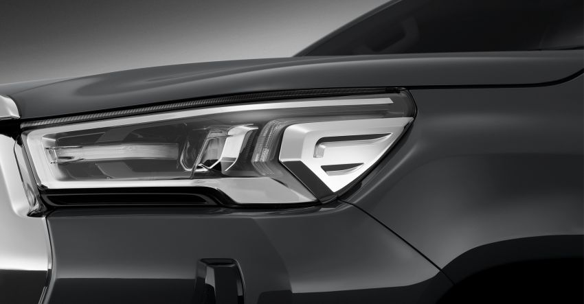 2020 Toyota Hilux, Fortuner show off new accessories Image #1128644