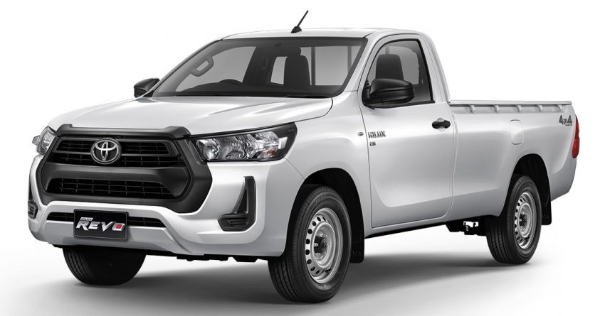 2020 Toyota Hilux facelift debuts with major styling changes – 2.8L turbodiesel now makes 204 PS, 500 Nm Image #1127184