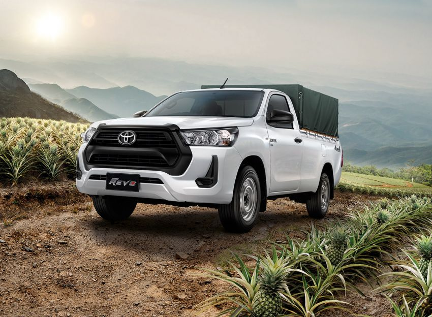 2020 Toyota Hilux facelift debuts with major styling changes – 2.8L turbodiesel now makes 204 PS, 500 Nm Image #1127176