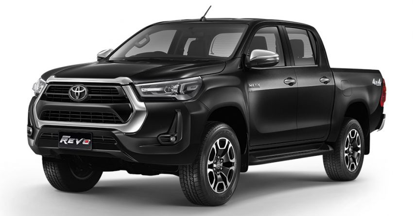 2020 Toyota Hilux facelift debuts with major styling changes – 2.8L turbodiesel now makes 204 PS, 500 Nm Image #1127142