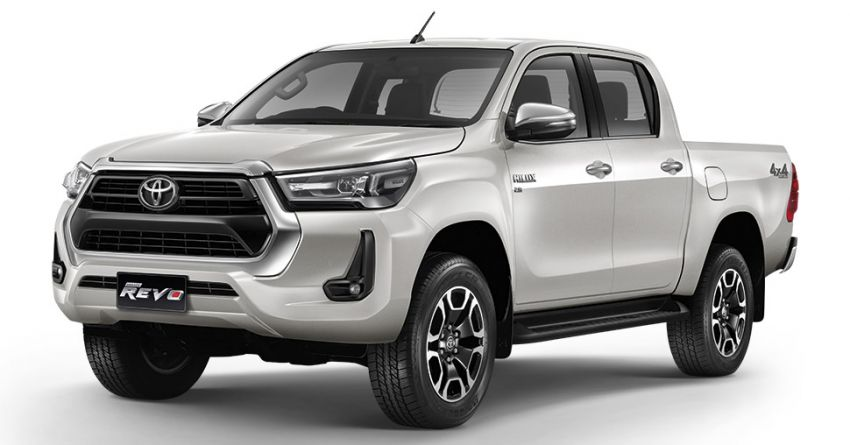 2020 Toyota Hilux facelift debuts with major styling changes – 2.8L turbodiesel now makes 204 PS, 500 Nm Image #1127146