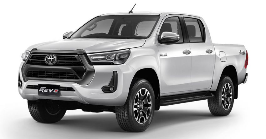 2020 Toyota Hilux facelift debuts with major styling changes – 2.8L turbodiesel now makes 204 PS, 500 Nm Image #1127147