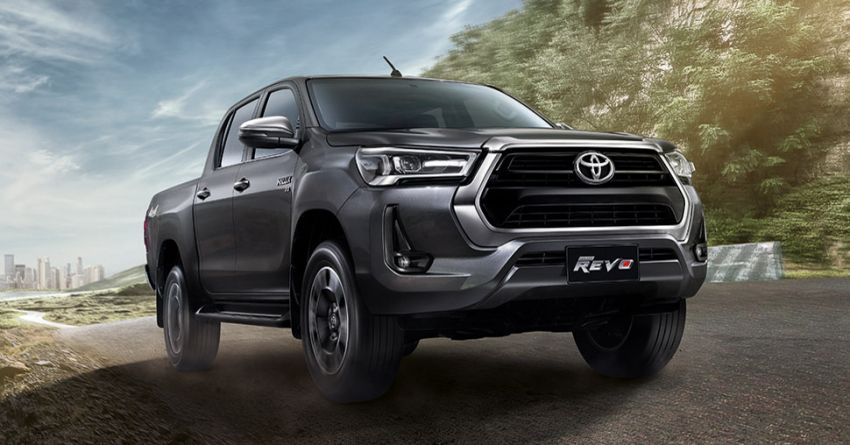 2020 Toyota Hilux facelift debuts with major styling changes – 2.8L turbodiesel now makes 204 PS, 500 Nm Image #1127130