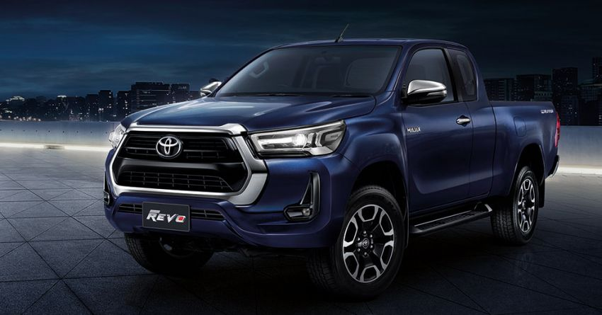 2020 Toyota Hilux facelift debuts with major styling changes – 2.8L turbodiesel now makes 204 PS, 500 Nm Image #1127131