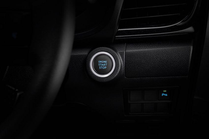 Toyota Hilux facelift didedahkan – rupa lebih garang, model 2.8L turbodiesel terima kuasa 204 hp/500 Nm Image #1127553