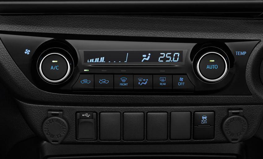 Toyota Hilux facelift didedahkan – rupa lebih garang, model 2.8L turbodiesel terima kuasa 204 hp/500 Nm Image #1127556