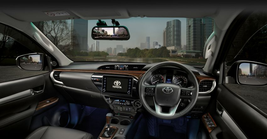 2020 Toyota Hilux, Fortuner show off new accessories Image #1128655