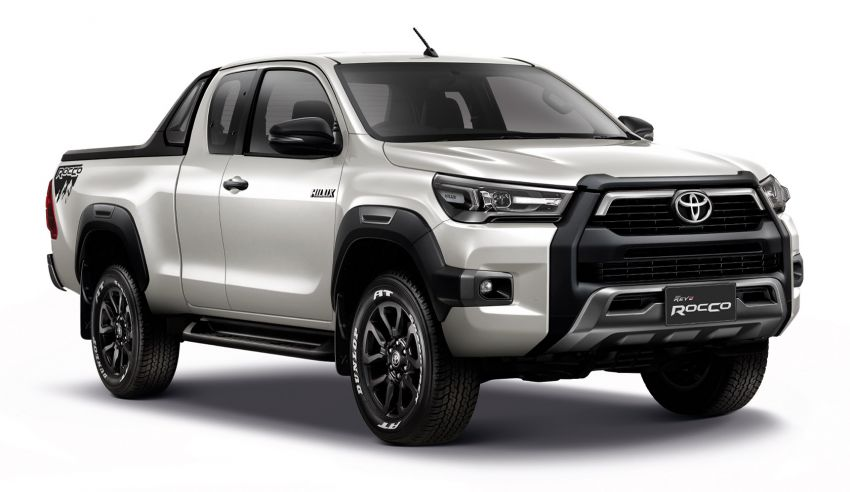 2020 Toyota Hilux facelift debuts with major styling changes – 2.8L turbodiesel now makes 204 PS, 500 Nm Image #1127113