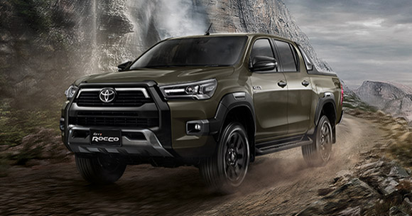 2020 Toyota Hilux facelift debuts with major styling changes – 2.8L turbodiesel now makes 204 PS, 500 Nm Image #1127100