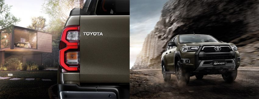 2020 Toyota Hilux facelift debuts with major styling changes – 2.8L turbodiesel now makes 204 PS, 500 Nm Image #1127103