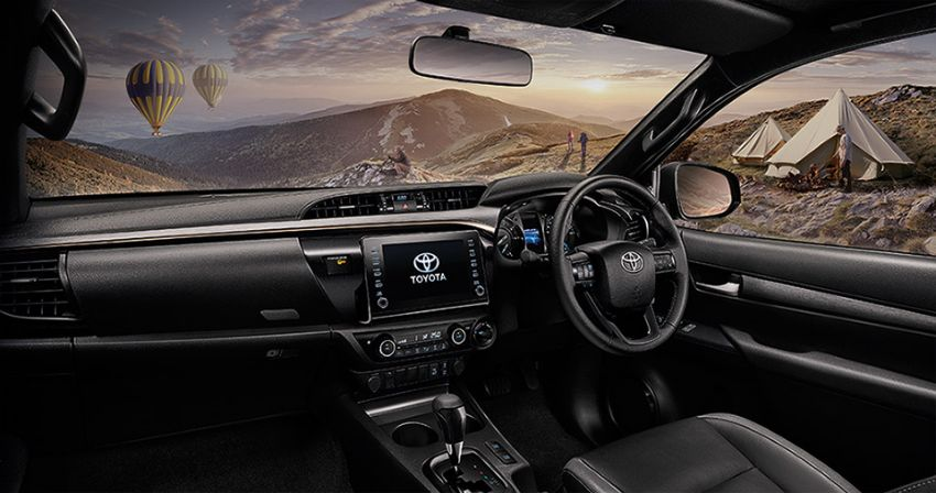 2020 Toyota Hilux facelift debuts with major styling changes – 2.8L turbodiesel now makes 204 PS, 500 Nm Image #1127106