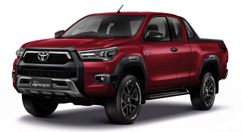 2020 Toyota Hilux facelift debuts with major styling changes – 2.8L turbodiesel now makes 204 PS, 500 Nm Image #1127108