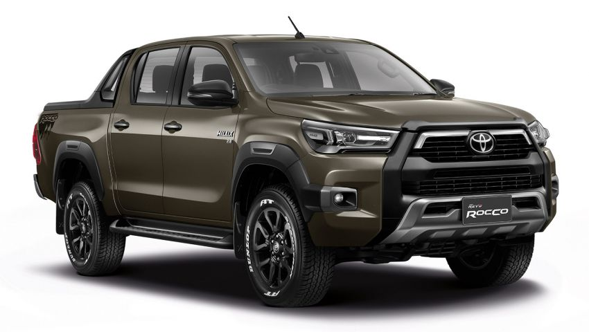 2020 Toyota Hilux facelift debuts with major styling changes – 2.8L turbodiesel now makes 204 PS, 500 Nm Image #1127110