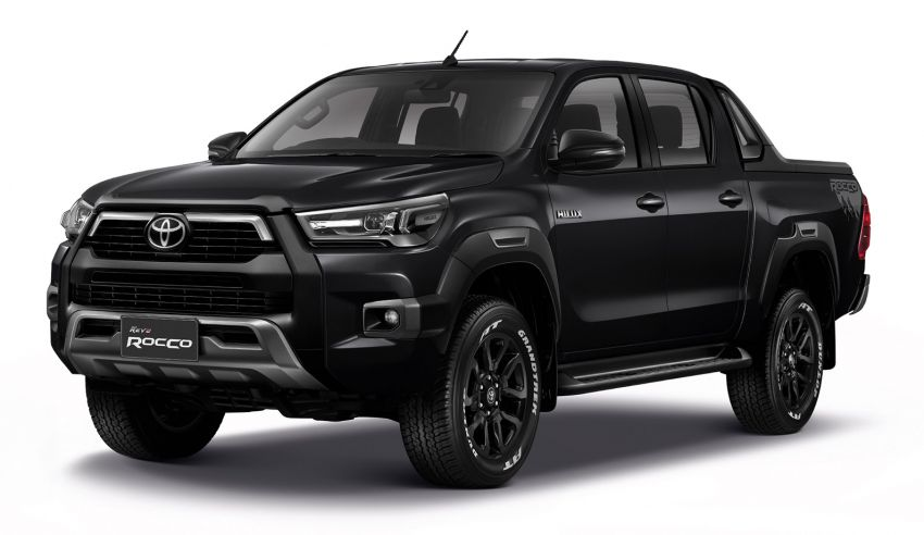 2020 Toyota Hilux facelift debuts with major styling changes – 2.8L turbodiesel now makes 204 PS, 500 Nm Image #1127111