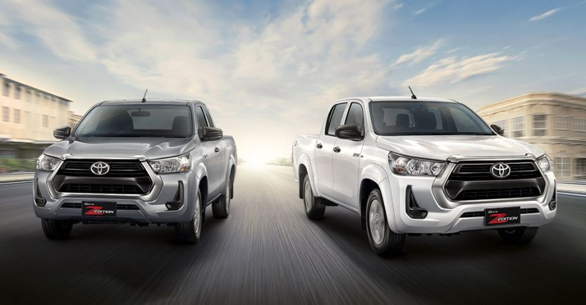 2020 Toyota Hilux facelift debuts with major styling changes – 2.8L turbodiesel now makes 204 PS, 500 Nm Image #1127149