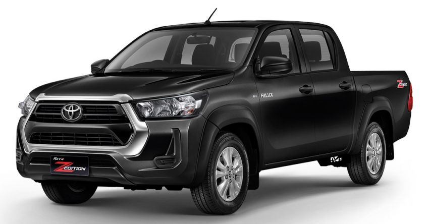 2020 Toyota Hilux facelift debuts with major styling changes – 2.8L turbodiesel now makes 204 PS, 500 Nm Image #1127162