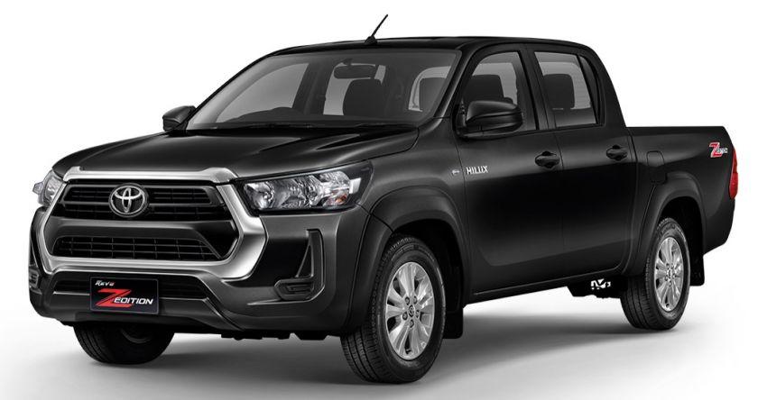 Toyota Hilux facelift didedahkan – rupa lebih garang, model 2.8L turbodiesel terima kuasa 204 hp/500 Nm Image #1127582