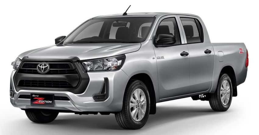 2020 Toyota Hilux facelift debuts with major styling changes – 2.8L turbodiesel now makes 204 PS, 500 Nm Image #1127163