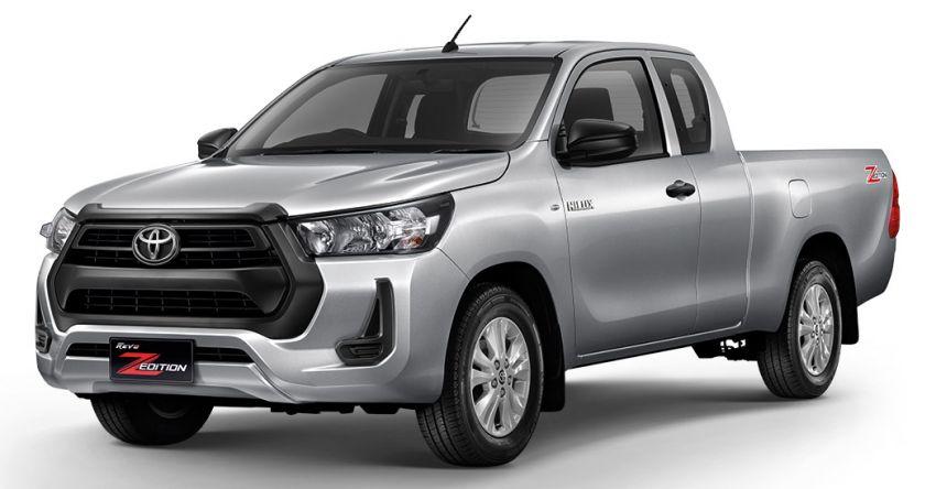 Toyota Hilux facelift didedahkan – rupa lebih garang, model 2.8L turbodiesel terima kuasa 204 hp/500 Nm Image #1127583