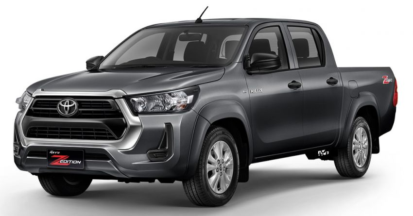 2020 Toyota Hilux facelift debuts with major styling changes – 2.8L turbodiesel now makes 204 PS, 500 Nm Image #1127167