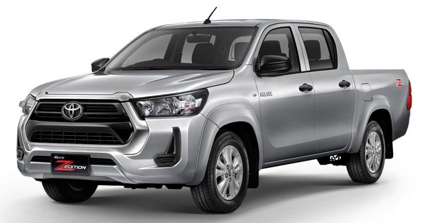 Toyota Hilux facelift didedahkan – rupa lebih garang, model 2.8L turbodiesel terima kuasa 204 hp/500 Nm Image #1127585