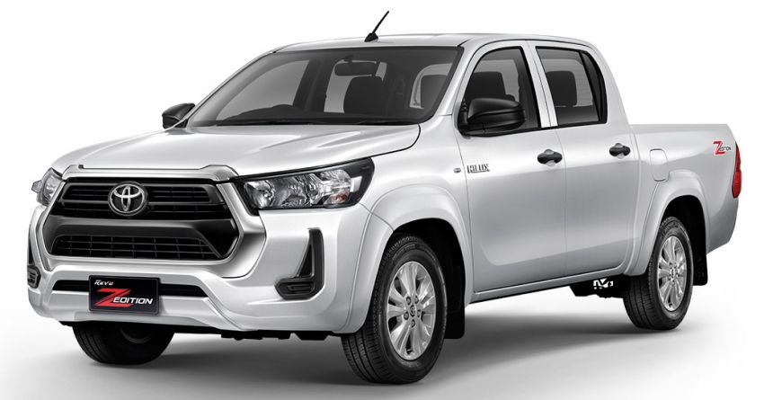 2020 Toyota Hilux facelift debuts with major styling changes – 2.8L turbodiesel now makes 204 PS, 500 Nm Image #1127169