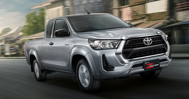 Toyota Hilux facelift didedahkan – rupa lebih garang, model 2.8L turbodiesel terima kuasa 204 hp/500 Nm Image #1127572