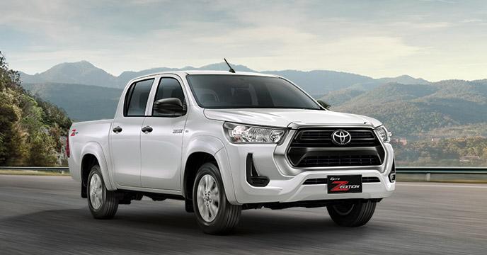 Toyota Hilux facelift didedahkan – rupa lebih garang, model 2.8L turbodiesel terima kuasa 204 hp/500 Nm Image #1127573