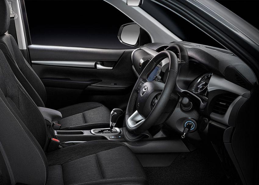 Toyota Hilux facelift didedahkan – rupa lebih garang, model 2.8L turbodiesel terima kuasa 204 hp/500 Nm Image #1127576