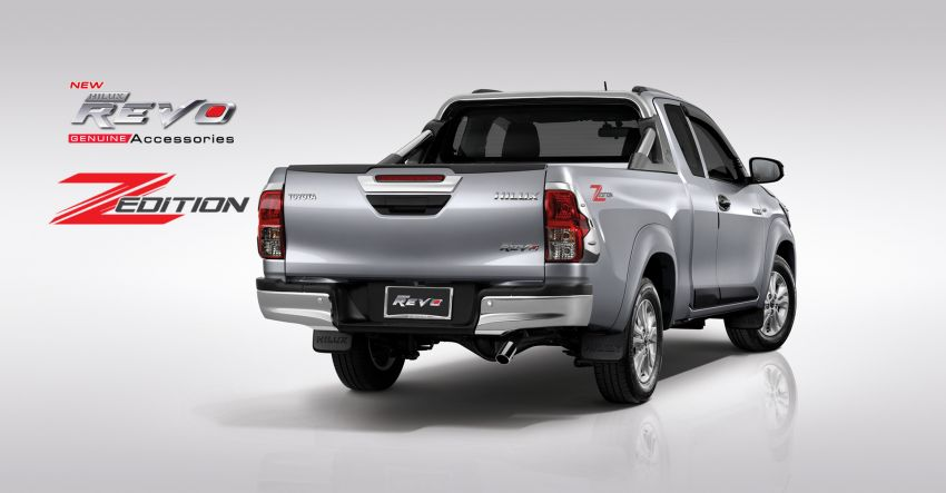2020 Toyota Hilux, Fortuner show off new accessories Image #1128657