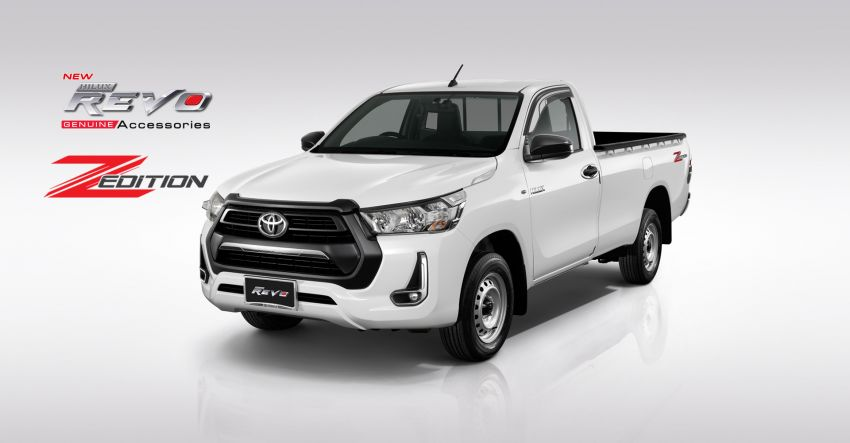 2020 Toyota Hilux, Fortuner show off new accessories Image #1128658