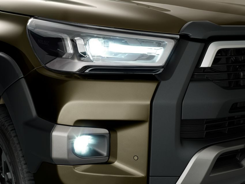 2020 Toyota Hilux facelift debuts with major styling changes – 2.8L turbodiesel now makes 204 PS, 500 Nm Image #1126398