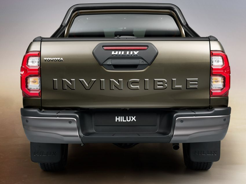 2020 Toyota Hilux facelift debuts with major styling changes – 2.8L turbodiesel now makes 204 PS, 500 Nm Image #1126402