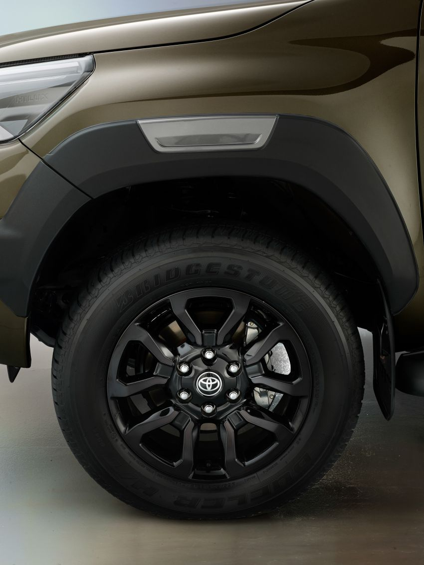 2020 Toyota Hilux facelift debuts with major styling changes – 2.8L turbodiesel now makes 204 PS, 500 Nm Image #1126405