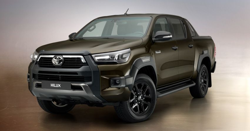 2020 Toyota Hilux facelift debuts with major styling changes – 2.8L turbodiesel now makes 204 PS, 500 Nm Image #1126406