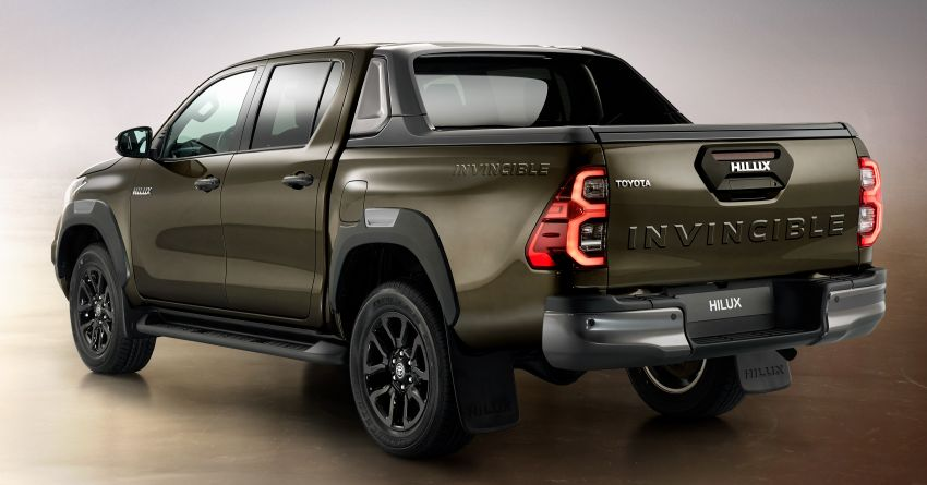 2020 Toyota Hilux facelift debuts with major styling changes – 2.8L turbodiesel now makes 204 PS, 500 Nm Image #1126407