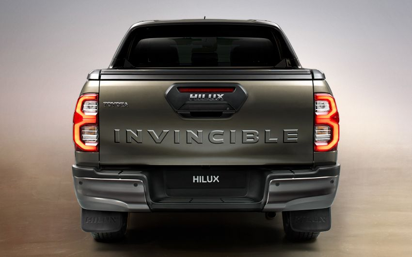 2020 Toyota Hilux facelift debuts with major styling changes – 2.8L turbodiesel now makes 204 PS, 500 Nm Image #1126409