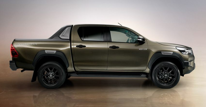 2020 Toyota Hilux facelift debuts with major styling changes – 2.8L turbodiesel now makes 204 PS, 500 Nm Image #1126410