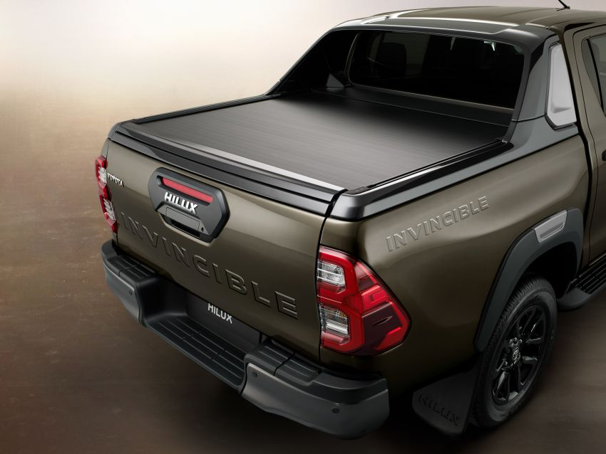 2020 Toyota Hilux facelift debuts with major styling changes – 2.8L turbodiesel now makes 204 PS, 500 Nm Image #1126412