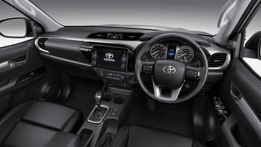 2020 Toyota Hilux facelift debuts with major styling changes – 2.8L turbodiesel now makes 204 PS, 500 Nm Image #1126414