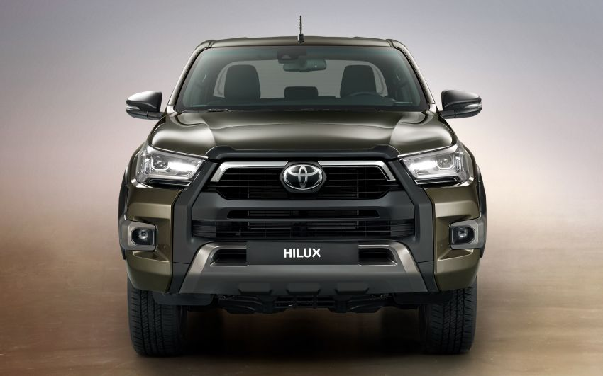 2020 Toyota Hilux facelift debuts with major styling changes – 2.8L turbodiesel now makes 204 PS, 500 Nm Image #1126386