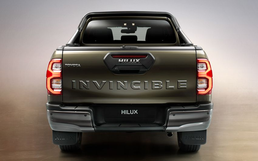 2020 Toyota Hilux facelift debuts with major styling changes – 2.8L turbodiesel now makes 204 PS, 500 Nm Image #1126387
