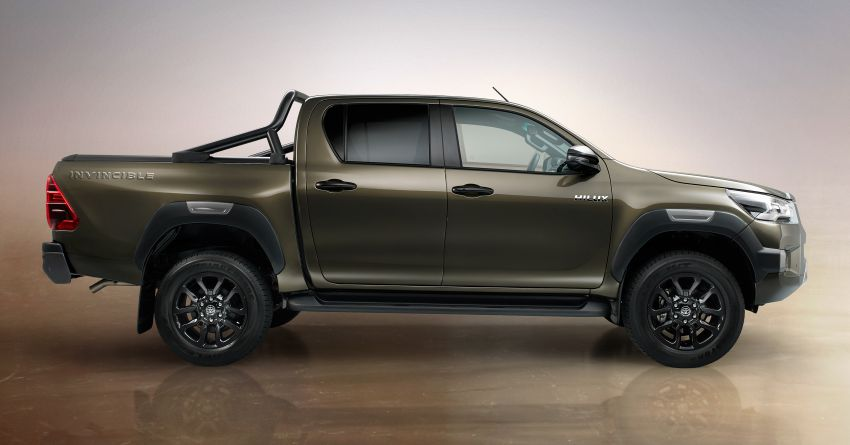 2020 Toyota Hilux facelift debuts with major styling changes – 2.8L turbodiesel now makes 204 PS, 500 Nm Image #1126388