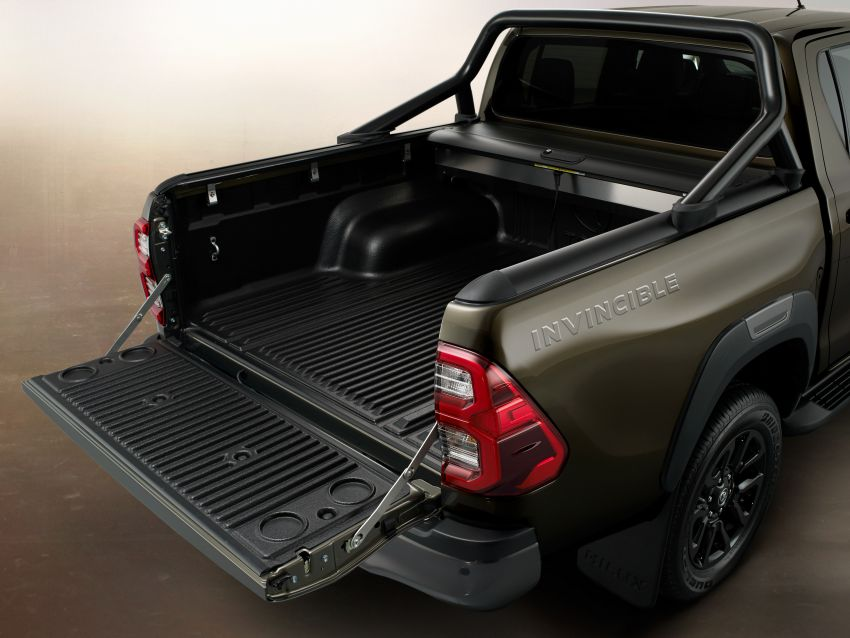 2020 Toyota Hilux facelift debuts with major styling changes – 2.8L turbodiesel now makes 204 PS, 500 Nm Image #1126391