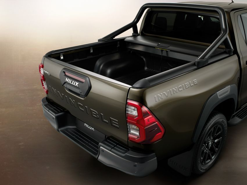 2020 Toyota Hilux facelift debuts with major styling changes – 2.8L turbodiesel now makes 204 PS, 500 Nm Image #1126393