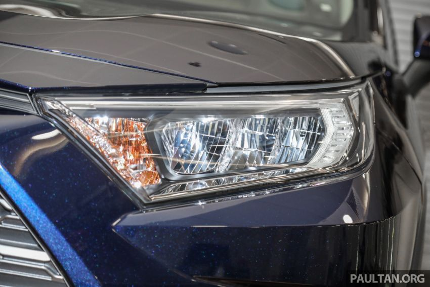 Toyota RAV4 2020 kini di M'sia — CBU Jepun, Toyota Safety Sense, 2.0L CVT RM197k, 2.5L 8AT RM216k Image #1132275