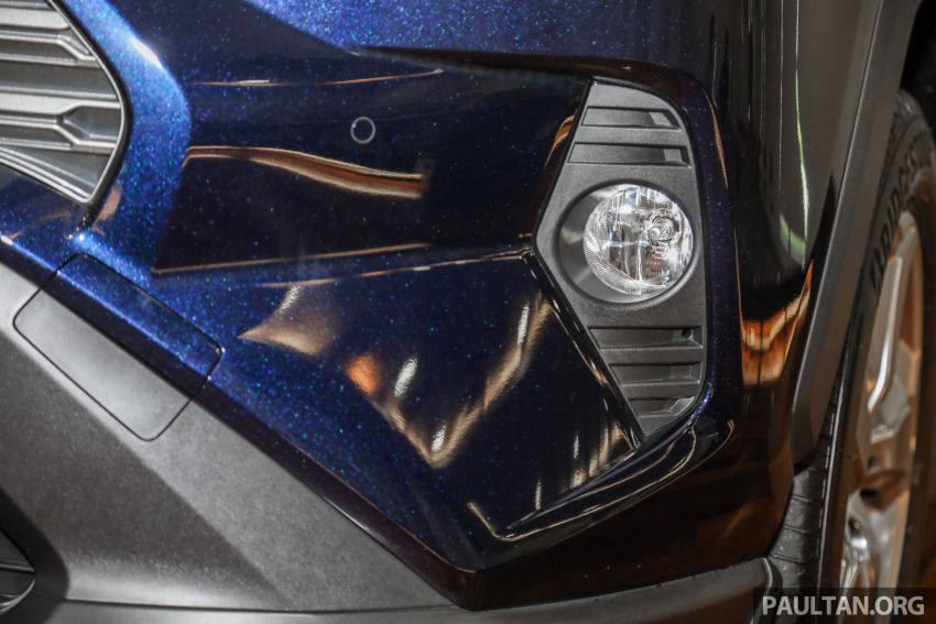 2020 Toyota RAV4 SUV launched in Malaysia – CBU Japan, 2.0L CVT RM196,500, 2.5L 8AT RM215,700 Image #1132009