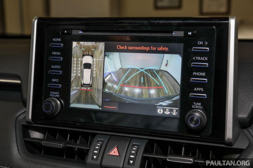 Toyota RAV4 2020 kini di M'sia — CBU Jepun, Toyota Safety Sense, 2.0L CVT RM197k, 2.5L 8AT RM216k Image #1132312