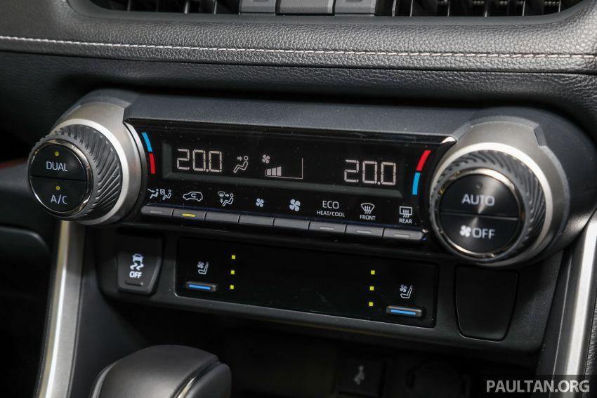 Toyota RAV4 2020 kini di M'sia — CBU Jepun, Toyota Safety Sense, 2.0L CVT RM197k, 2.5L 8AT RM216k Image #1132314