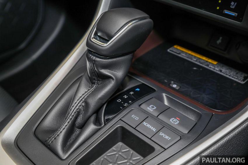 Toyota RAV4 2020 kini di M'sia — CBU Jepun, Toyota Safety Sense, 2.0L CVT RM197k, 2.5L 8AT RM216k Image #1132317